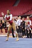 2015 gymnastique de NCAA - le Maryland Image libre de droits