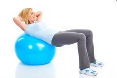Gymnastique et forme physique images stock