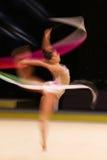 Gymnastique rythmique Grand prix à Kiev, Ukraine Photographie stock