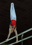 Gymnastique sportive Images stock