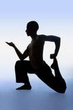 Gymnastisch Stockfoto