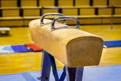 Gymnastische Ausrüstung Lizenzfreies Stockfoto