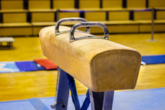 Gymnastisk utrustning Royaltyfri Foto
