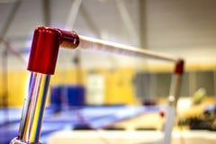 Gymnastisk utrustning fotografering för bildbyråer