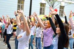 Gympa - charge suédoise de musique Photo libre de droits