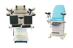 Gynecological chair Royalty Free Stock Photo