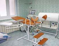 Gynecological equipment Royalty Free Stock Photography