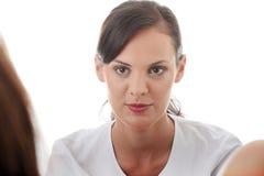 Gynecologist royalty free stock image