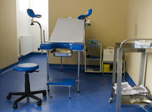 Gynecology cabinet Stock Images