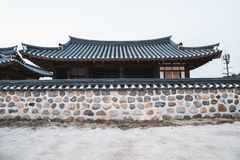 Free Gyochon Hanok Village, Traditional House In Gyeongju, Korea Stock Photos - 110510933