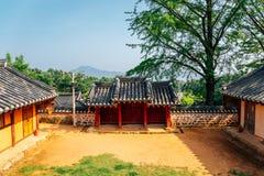 Gyodong Hyanggyo Confucian School in Ganghwa-gun, Incheon, Korea
