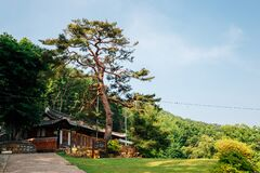 Gyodong Island Hwagaesa temple in Ganghwa-gun, Incheon, Korea