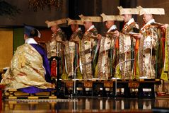 Gyokidaie festival Stock Image