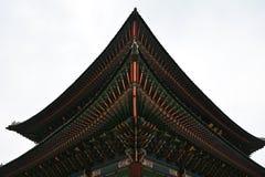 Gyongbokgung宫殿 库存图片