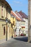 Gyor, Hongarije Stock Foto