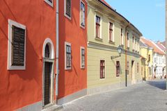 Gyor, Hungary Royalty Free Stock Photo