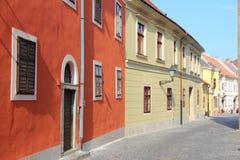 Gyor, Hungary royalty free stock photo