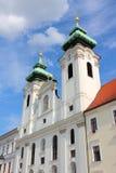 Gyor, Hungary Royalty Free Stock Image