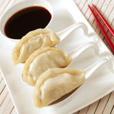 Gyoza Royalty Free Stock Image