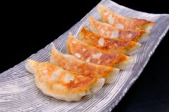 Gyoza Royalty Free Stock Images
