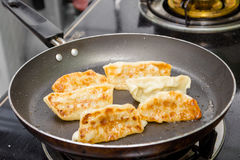 Gyoza Stock Photography