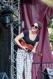 """""""Gypsophilia† Abschiedsausflug im Montreal Jazz Festival, im Juli 2017 lizenzfreie stockfotos"""