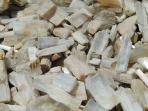 gypsum imagem de stock