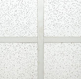 Gypsum Ceiling Board with T-Bar Royalty Free Stock Photos