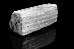 Gypsum mineral Stock Photography