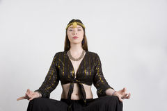 Gypsy Royalty Free Stock Photo