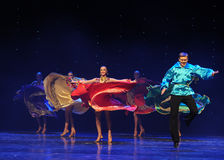 Gypsy Caravan-Gypsy Festival Dance-the Austria's world Dance Royalty Free Stock Photography