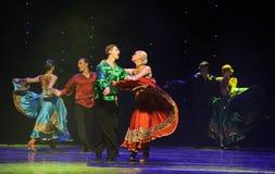 Gypsy Caravan-Gypsy Festival Dance-the Austria's world Dance Royalty Free Stock Photo