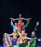 Gypsy Caravan-Gypsy Festival Dance-the Austria's world Dance Stock Images