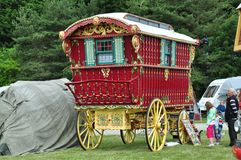 Gypsy Caravan Royalty Free Stock Image