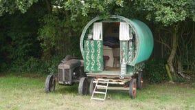Gypsy Caravan Stock Photos