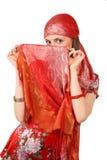 Gypsy girl Stock Photo