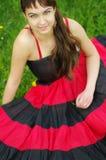 Gypsy girl Stock Photos