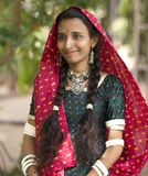 Gypsy Girl Royalty Free Stock Photos