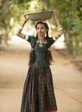 Gypsy Girl Stock Image