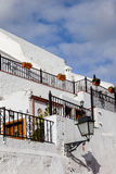 Gypsy Hill (Sacromonte), Granada Stock Images