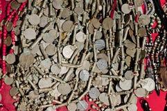 Gypsy jewelry Stock Photo