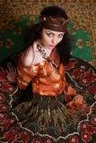 gypsy kobieta Obrazy Stock