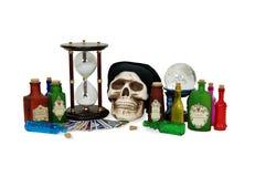 Gypsy love potions Stock Photo