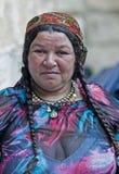 Gypsy pilgrim Royalty Free Stock Photos
