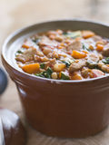 Gypsy Stew Royalty Free Stock Images