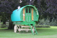 A Gypsy Wagon Royalty Free Stock Photo