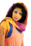 Gypsy woman Stock Images