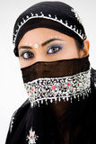 Gypsy woman Stock Image