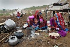 Gypsy Women in India Stock Photo