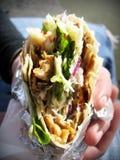 gyro kebab Fotografia Stock